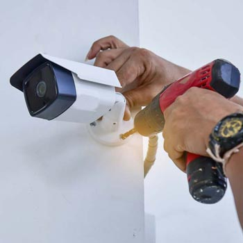 Powys business cctv installation costs