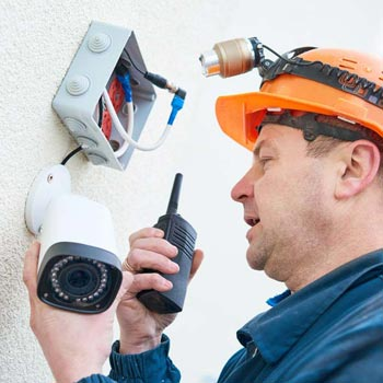 Powys business cctv system repairs